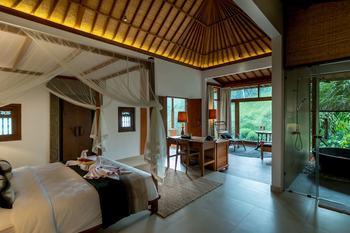Ulun Ubud Resort and Spa Bali - Honeymoon Suite Hemat 65%