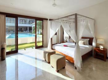 The Oshan Villas Bali - Vila, 2 kamar tidur, kolam renang pribadi (Royal) Hemat 50%