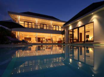 The Oshan Villas Bali - Vila, 4 kamar tidur, kolam renang pribadi (Palace) Hemat 50%