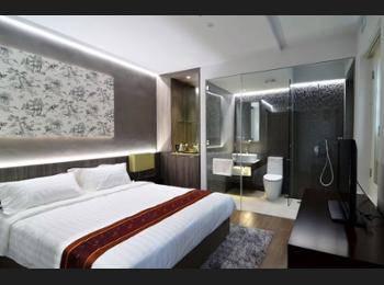 Bliss Hotel Singapore - Deluxe Double Room (Free Handy Mobile Phone Usage) Pesan lebih awal dan hemat 15%