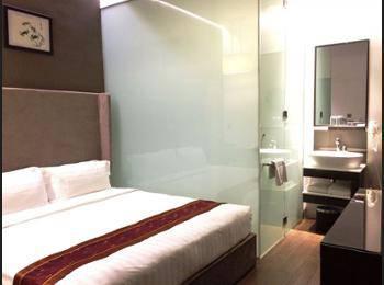 Bliss Hotel Singapore - Superior Double Room (Free Handy Mobile Phone Usage) Pesan lebih awal dan hemat 15%