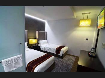 Bliss Hotel Singapore - Family Room (Free Handy Mobile Phone Usage) Pesan lebih awal dan hemat 15%