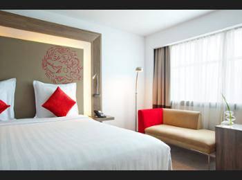 Novotel Gajah Mada Jakarta - Executive Room Regular Plan