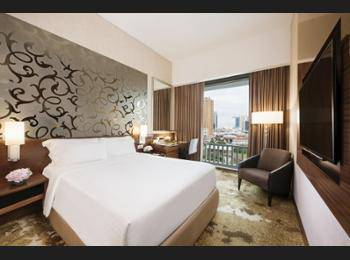 Park Hotel Clarke Quay - Club Room (Crystal Deluxe)