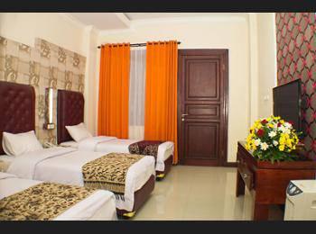 Hotel Grand City Batu - Triple Room Regular Plan