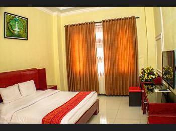 Hotel Grand City Batu - Kamar Double atau Twin Deluks Regular Plan