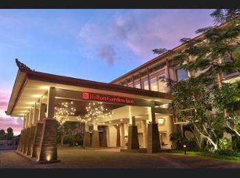 Hilton Garden Inn Bali Ngurah Rai Airport - Kamar Keluarga Diskon!