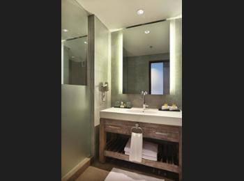 Hilton Garden Inn Bali Ngurah Rai Airport - Kamar Twin, pemandangan kolam renang Regular Plan