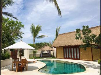 Pondok Santi Estate Gili Trawangan - Deluxe Private Pool Bungalow Pesan lebih awal dan hemat 20%