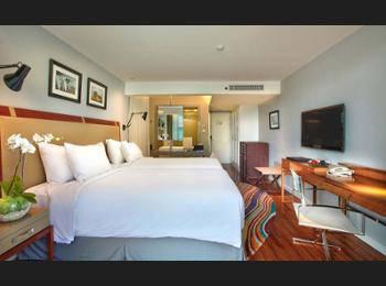 The Kuta Beach Heritage Hotel Bali - Kamar Klasik, 2 Tempat Tidur Twin Regular Plan