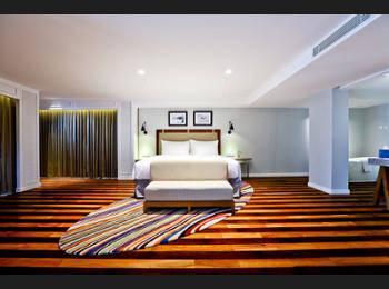 The Kuta Beach Heritage Hotel Bali - Kamar Superior, 1 Tempat Tidur King Regular Plan