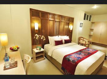 d'Lima Hotel & Villas Kuta - Suite Regular Plan