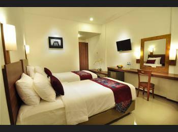 d'Lima Hotel & Villas Kuta - Superior Room Regular Plan