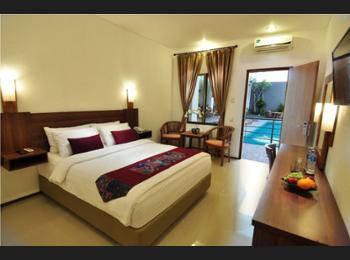 d'Lima Hotel & Villas Kuta - Deluxe Room Regular Plan
