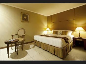 Hotel Olympic Jakarta - Kamar Superior, 1 tempat tidur king, non-smoking Regular Plan