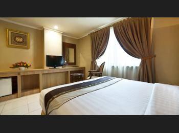 Hotel Olympic Jakarta - Kamar Eksekutif, 1 tempat tidur king, non-smoking Regular Plan