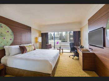 Marina Mandarin Singapore - Deluxe Room Regular Plan