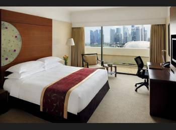 Marina Mandarin Singapore - Executive Deluxe Marina Bay View Regular Plan