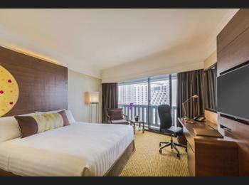 Marina Mandarin Singapore - Family Room Regular Plan