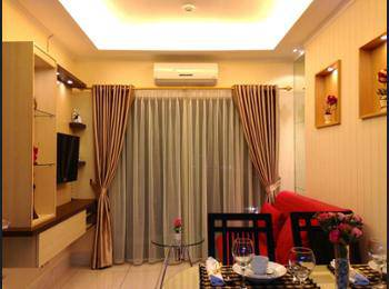 Ravarine Suite Apartment Jakarta - Apartment, 2 Bedrooms Regular Plan