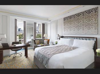 InterContinental Singapore - Deluxe Room, 1 King Bed Regular Plan