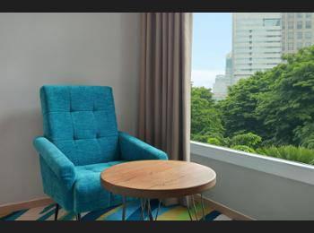 Holiday Inn Express Jakarta Wahid Hasyim Jakarta - Kamar Standar, 2 Tempat Tidur Twin, non-smoking Regular Plan