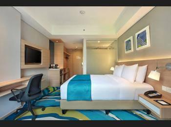Holiday Inn Express Jakarta Wahid Hasyim Jakarta - Kamar Standar Regular Plan