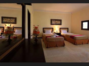 Laghawa Beach Inn Hotel Bali - Deluxe Room Regular Plan