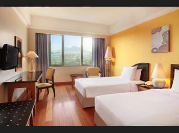 Novotel Jogja - Kamar Standar, 2 Tempat Tidur Twin Regular Plan