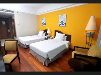 Novotel Jogja - Kamar Eksekutif, 2 Tempat Tidur Twin Regular Plan