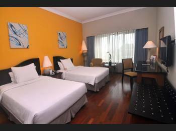 Novotel Jogja - Kamar Eksekutif, 1 Tempat Tidur King Regular Plan