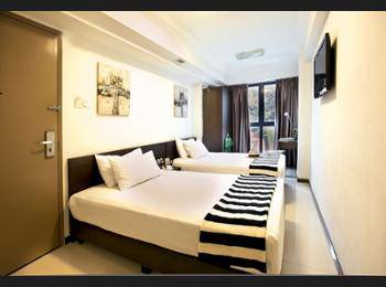 Harbour Ville Hotel Singapore - Superior Twin Room, 2 Twin Beds Diskon: 30%