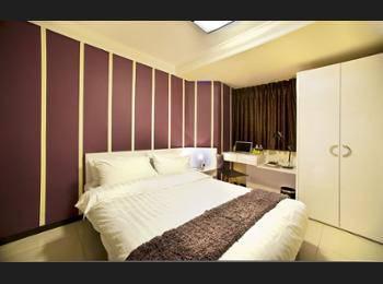 Harbour Ville Hotel Singapore - Standard Room, 1 Queen Bed Diskon: 30%