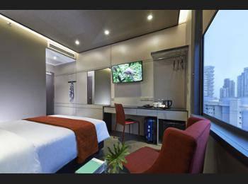 Hotel Boss Singapore - Premier Double 2 Pax NC Hemat 5%