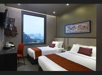 Hotel Boss Singapore - Triple 3 Pax NC Hemat 5%