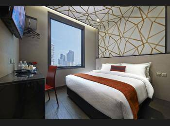 Hotel Boss Singapore - Superior Double City View 2 Pax NC Hemat 5%