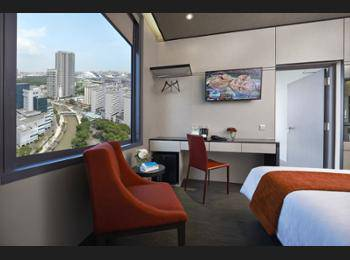 Hotel Boss Singapore - Triple Room Regular Plan