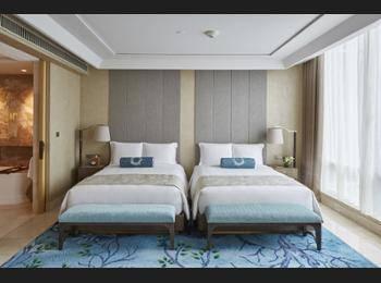 Raffles Hotel Jakarta - Raffles, Kamar, 2 Tempat Tidur Twin, pemandangan kota Hemat 20%