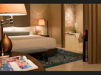 Raffles Hotel Jakarta - Kamar Khas, 1 Tempat Tidur King, pemandangan kota Regular Plan