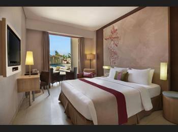 Mercure Bali Nusa Dua - Kamar Superior, 1 tempat tidur double, pemandangan kolam renang Regular Plan
