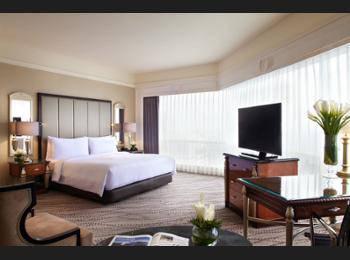 JW Marriott Surabaya - Studio Eksekutif, akses business lounge Regular Plan