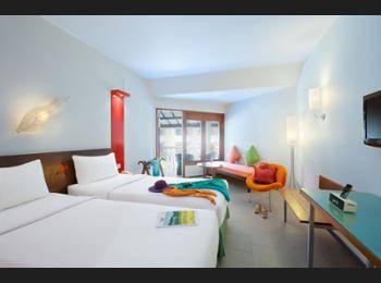 All Seasons Legian - Kamar Superior, 2 Tempat Tidur Twin Regular Plan
