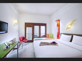 All Seasons Legian - Kamar Superior, 1 Tempat Tidur Double Regular Plan