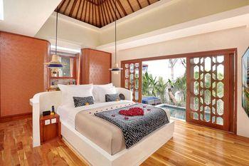 Asvara Villa Ubud Bali - 1 Bedroom Villa with Private Pool & Jacuzzi Flexible Promo