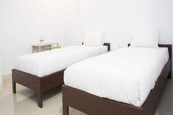 Tanah Tinggi Guest House Ambon - Standard Twin Room Regular Plan