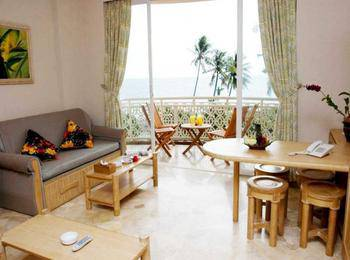 Hawaii Resort Family Suites Anyer - Two Bedroom Standard 4 person - with Breakfast SPECIAL OFFER LAST MINUTE