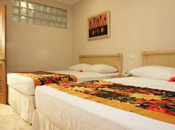 Hawaii Resort Family Suites Anyer - Two Bedroom Deluxe 4 person - with Breakfast SPECIAL OFFER LAST MINUTE