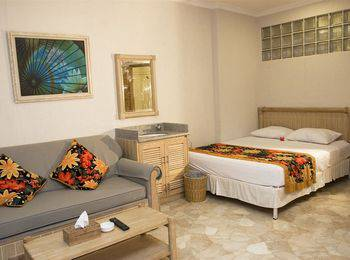 Hawaii Resort Family Suites Anyer - Special One Bedroom Standard for 4 Person Room Only SPECIAL OFFER LAST MINUTE