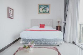 RedDoorz near Lampung Walk - Kamar RedDoorz dengan Sarapan Best Deal
