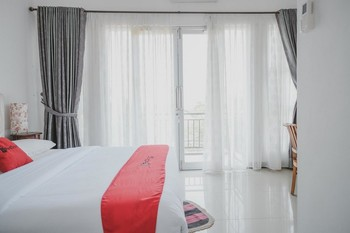 RedDoorz near Lampung Walk - RedDoorz Suite Room Regular Plan